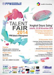 talent fair PPM