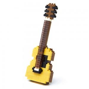 nanoblock guitar