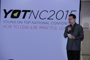 young on top national conference