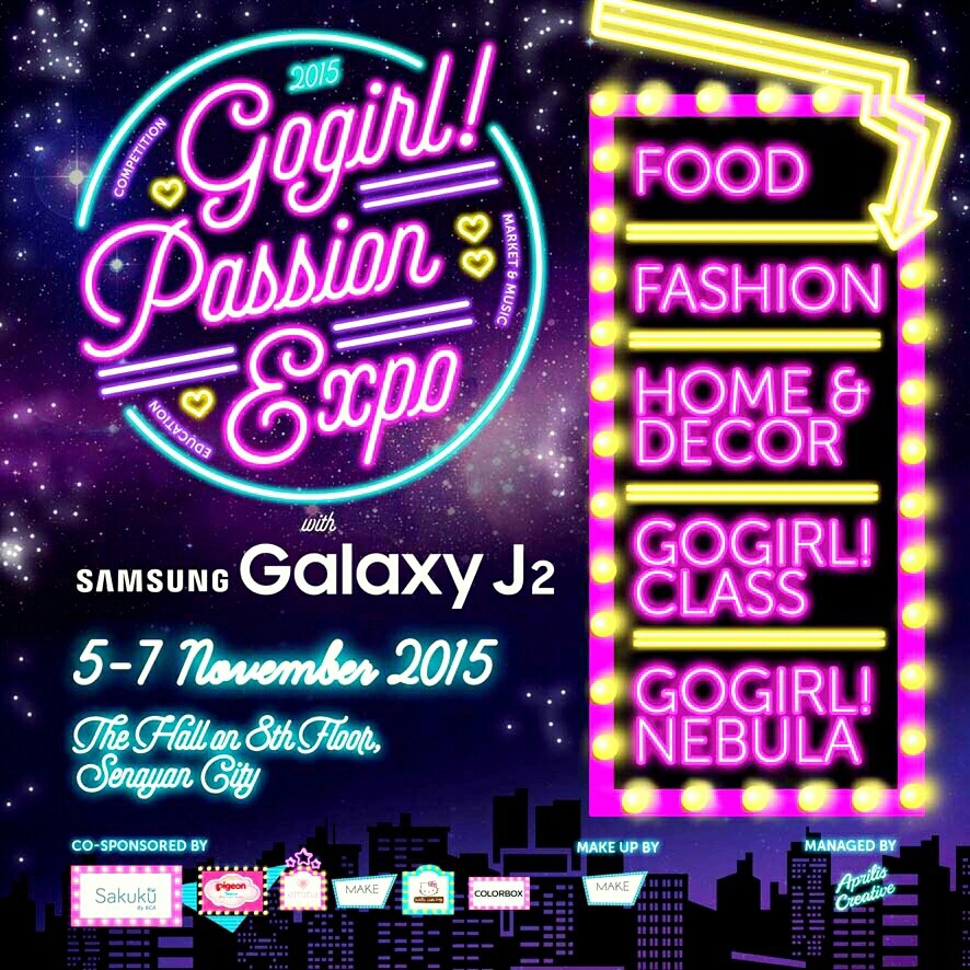 gogirl passion expo