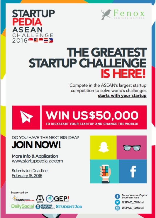 fenox startup challenge