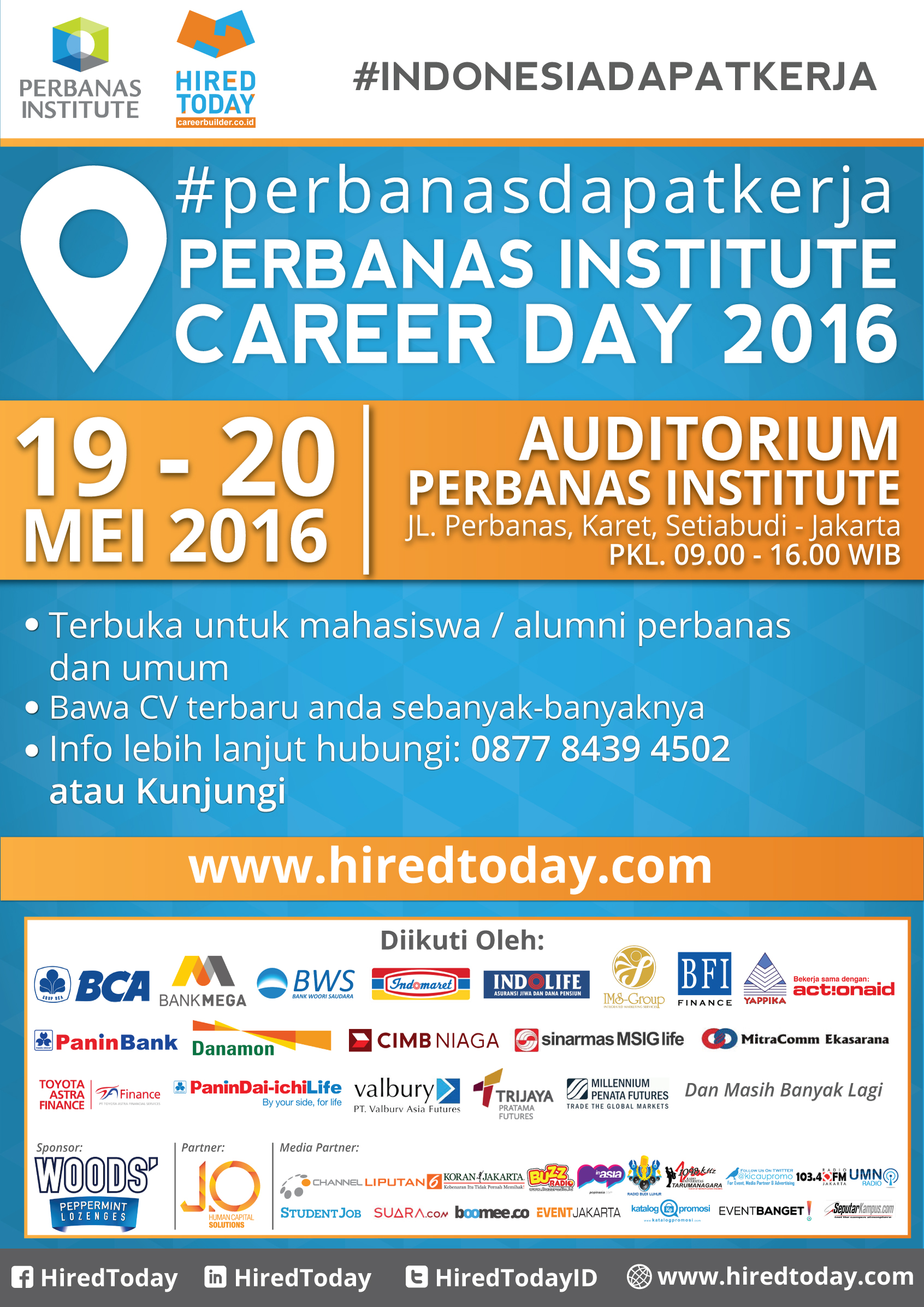 perbanas career day