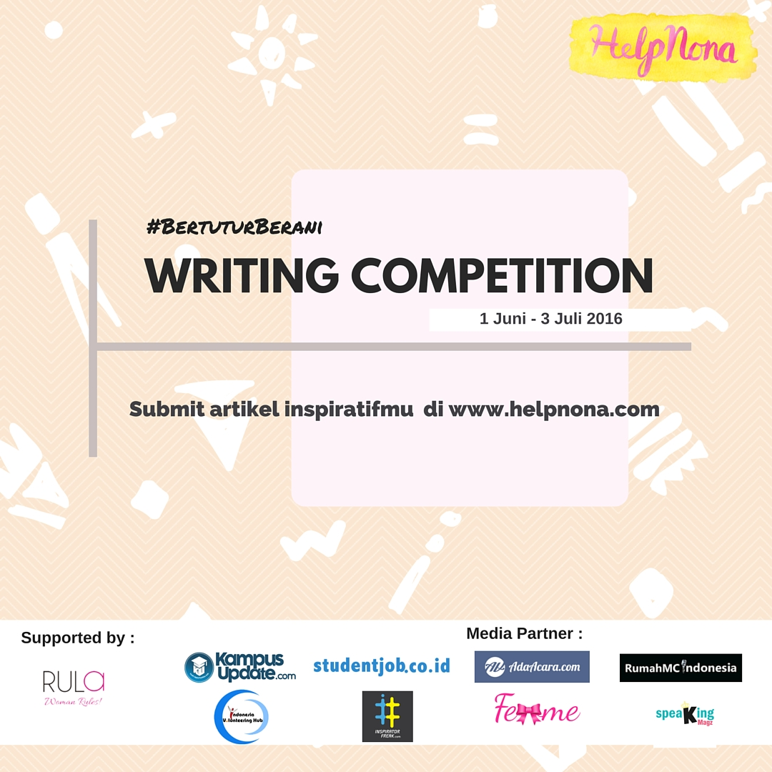 [HelpNona] Writing Comp Banner Square
