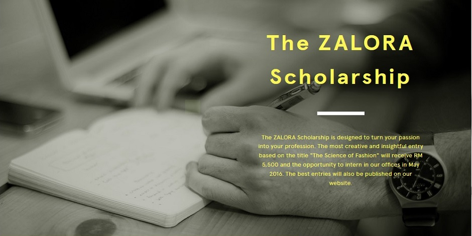 Zalora scholar