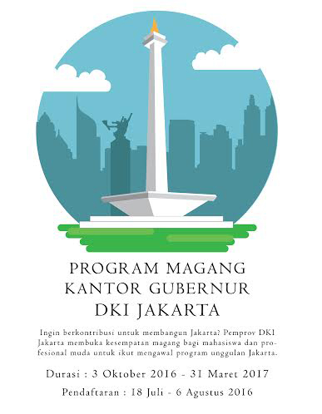 program magang kantor gubernur